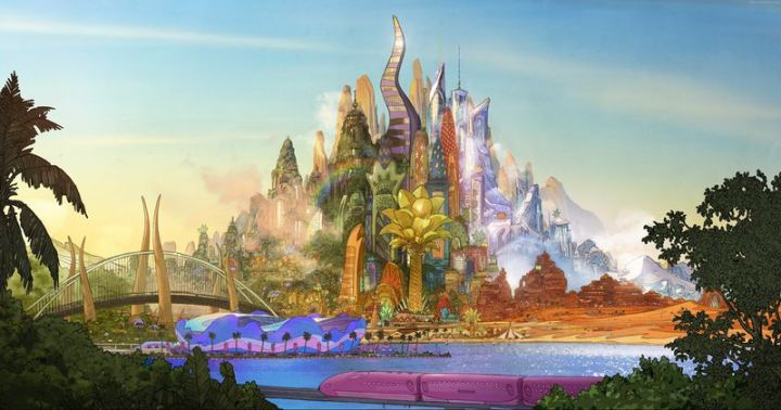Zootopia city - Bing image