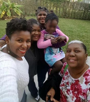 Generations of moms