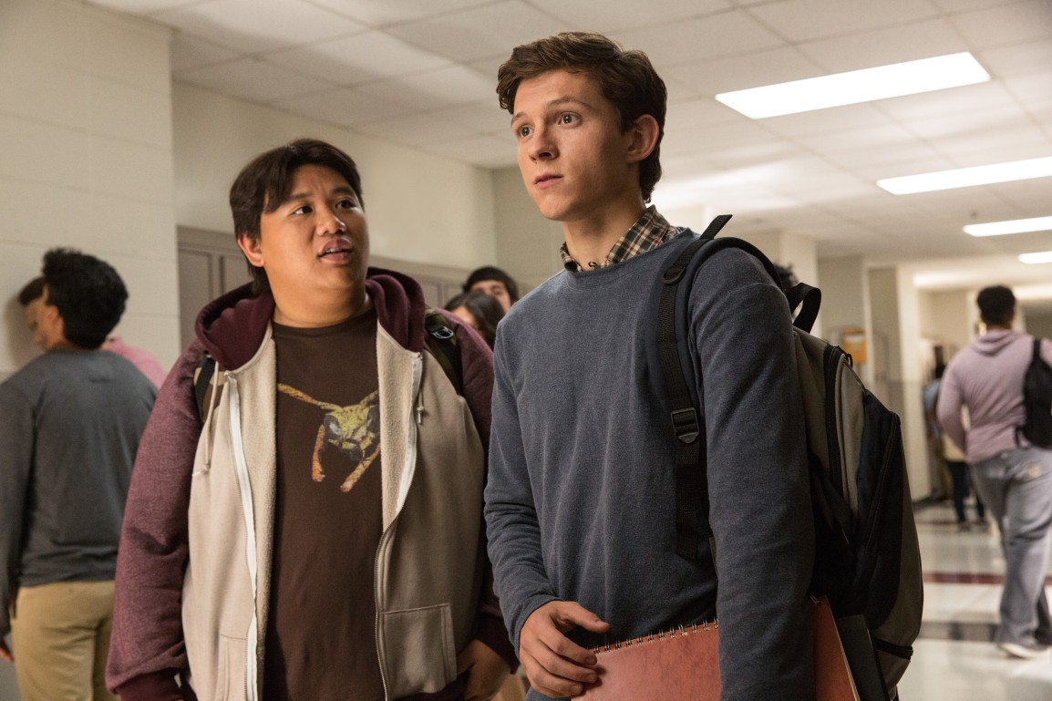Spiderman Homecoming - AlphaCoders.com_Peter and Manuel